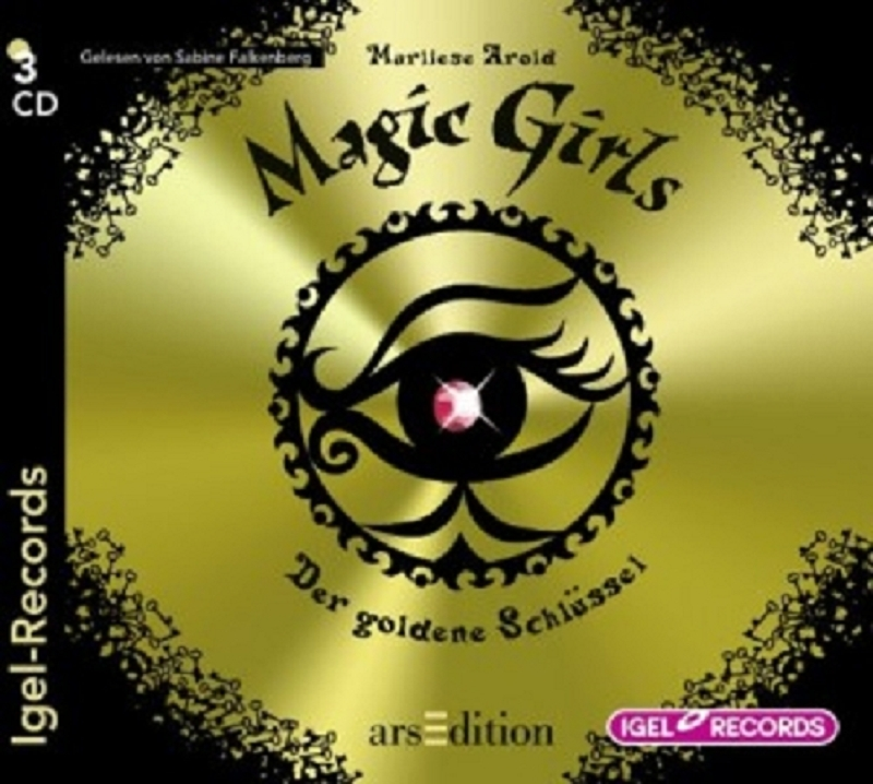 Der Goldene Schlüssel Magic Girls-der Goldene